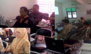 Pelatihan Komputer Perkantoran Bagi Perangkat Desa